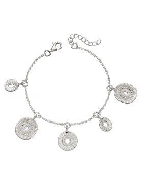 Bali Style Charm Bracelet (B5267)