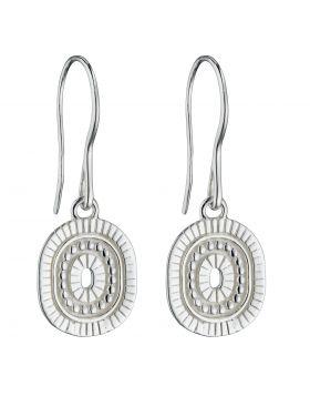 Bali Style Drop Earrings (E5935)