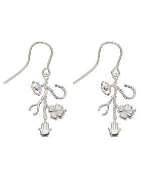 Lucky Charms Drop Earrings (E5968)