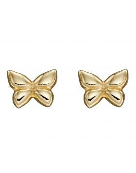Butterfly Stud Earrings (GE2367)