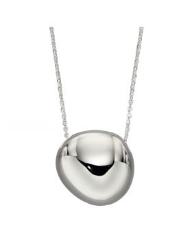 Organic Pebble Necklace (N4407)