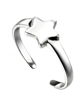 Star Toe Ring (R3740)