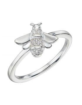 Bee CZ Ring (R3756C)