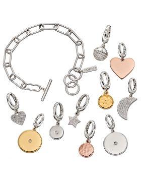 10 Piece Charm and Bracelet Kit (Z1309)