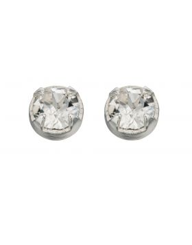 A125C CLEAR CRYSTAL Diamante STUD