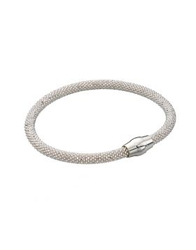 Magnetic Clasp Popcorn Bracelet