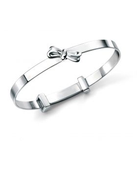 B4781 DIAMOND Bow BANGLE