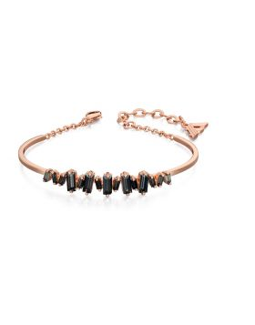 Fiorelli Fashion Black Diamond Baguette Bracelet