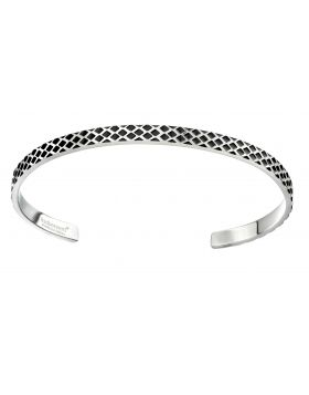 Embossed Stainless Steel Cuff