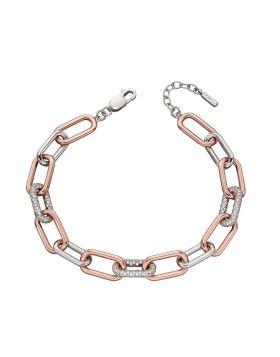 Interlocking Square Bracelet (B5215C)