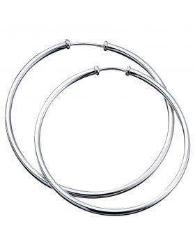 E238 Plain Hoop EARRING