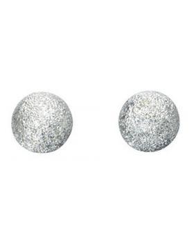 E3733 Large Dia Cut Ball Stud EARRNG