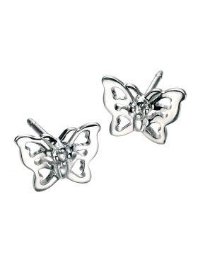 E3910 DIA Filigree Butterfly Std ERG