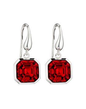 Imperial Cut Earrings in Scarlet (E5815R)