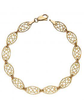 Filigree Tennis Bracelet (GB470)