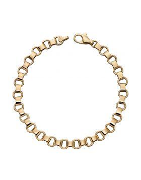 Circle Link Bracelet (GB473)