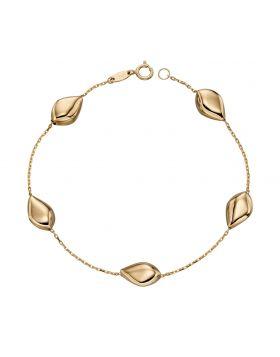 Multi Pebble Bracelet (GB479)