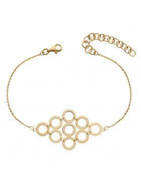 Multi Circle Bracelet (GB480)