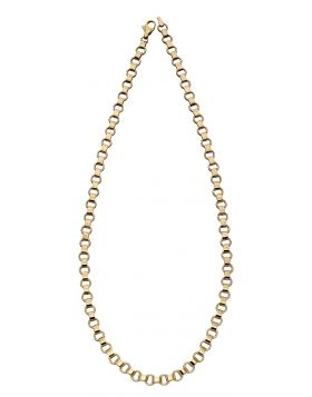 Circle Link Necklace (GN331)