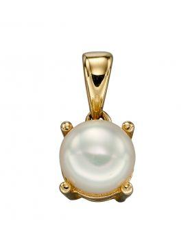 Gold June Birthstone Pendant (GP2193)