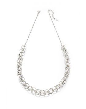 Open Sphere Necklace