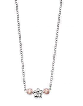 N4071 DIAMOND ROSE PEARL Flower NK
