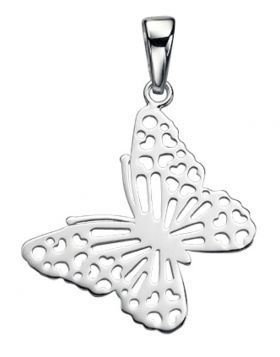 P3479 Cut Out Butterfly PENDANT
