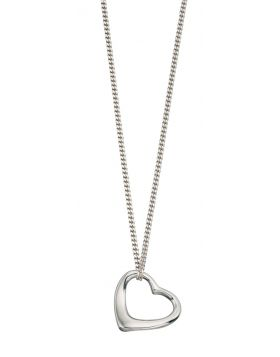 P353 Slip on Heart + 41cm CHAIN