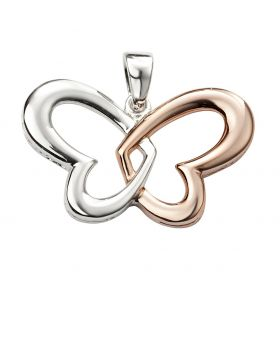 Rose Gold Plated Butterfly