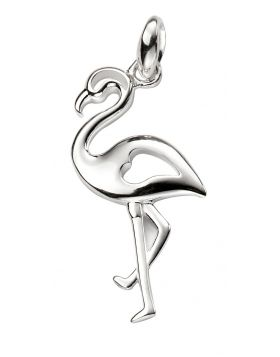 Cut Out Flamingo Pendant