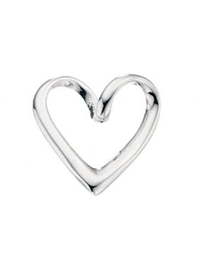 P479 Loopy Heart PENDANT