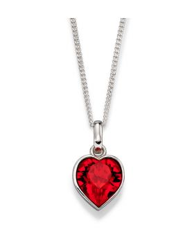 Swarovski 'Red' Heart Pendant (P4850)
