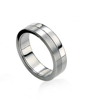 R2511 S/STEEL Spinning Band RING