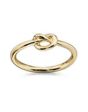 Fiorelli Costume Gold Knot Ring