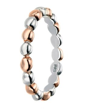 Ball Band with Rose Gold Detail