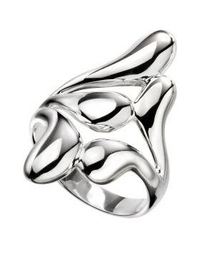 Organic multi drop ring