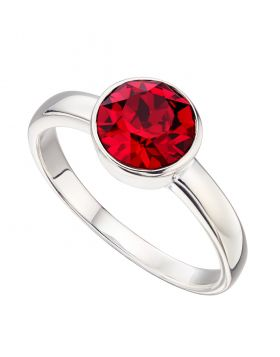 July Birthstone Ring