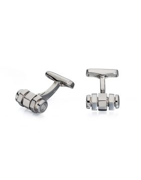 Moving Bolts Cufflinks
