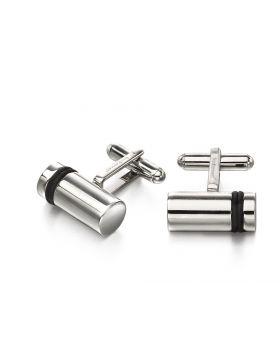 Cylinder Barrel Cufflinks