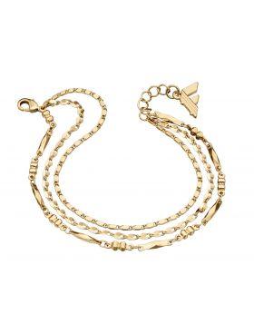 Multi Layer Chain Bracelet