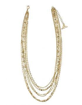 Multi Layer Chain Necklace