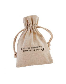 Linen Pouches 10 pack