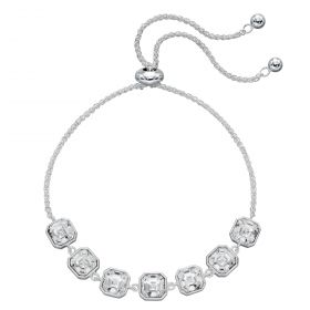 Toggle Bracelet with Clear Crystals by Swarovski (B5271C)