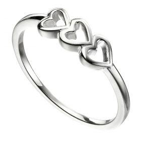 Triple Heart Ring (R3727)