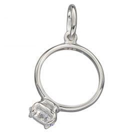 Engagement Ring Charm (Y2679C)