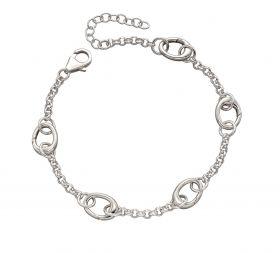 5 Link Charm Bracelet (B5218)